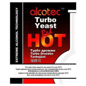 Спиртовые дрожжи Alcotec T34 Turbo