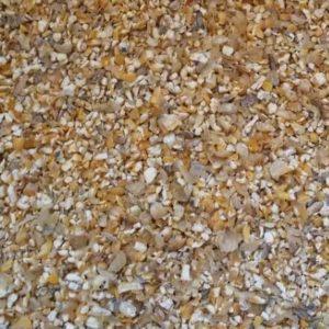 Зерносмесь дробленая (кукуруза, пшеница, ячмень)