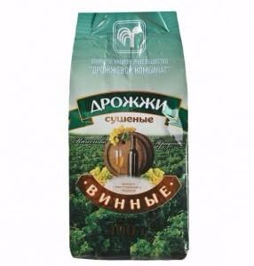 Дрожжи винные, Белорусские