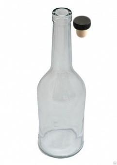 коньячная бутылка