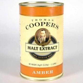 Солодовый экстракт Coopers Amber Malt