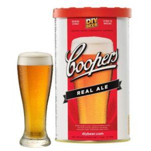 Солодовый экстракт Coopers Real Ale 1.7 кг