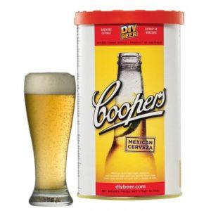 Солодовый экстракт Coopers Mexican Cerveza 1.7 кг