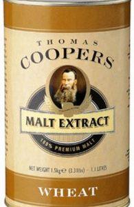 Солодовый экстракт Coopers Wheat Malt
