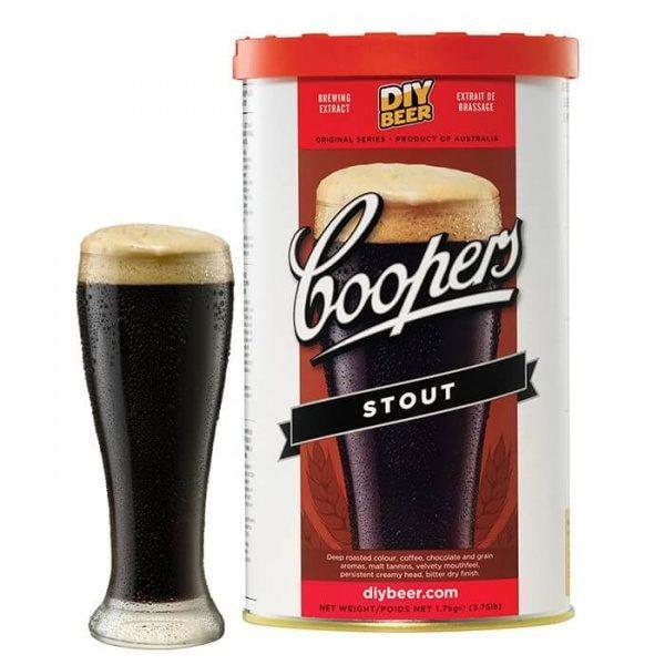 Солодовый экстракт Coopers Stout 1.7 кг
