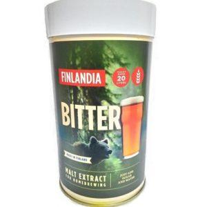 Солодовый экстракт Finlandia Bitter 1.5 кг