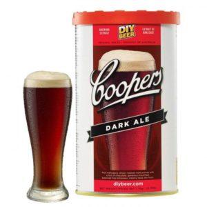 Солодовый экстракт Coopers Dark Ale 1.7 кг
