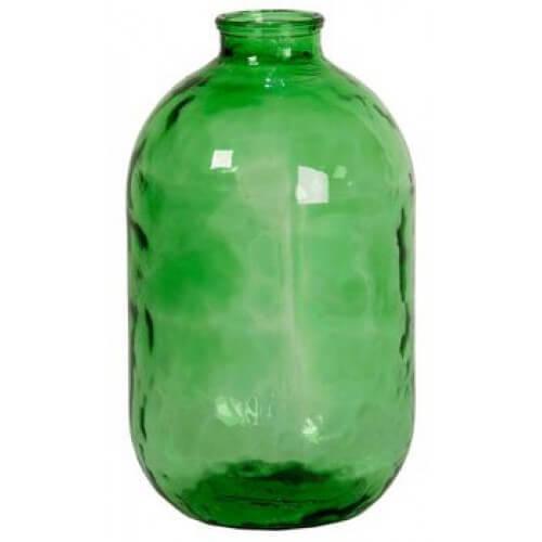 Банка Зеленое стекло