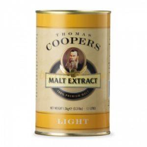 Солодовый экстракт Coopers Light Malt
