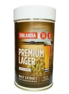 Солодовый экстракт Finlandia Premium Lager