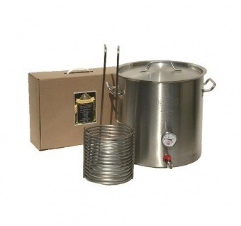 """Комплект для зернового пивоварения """"Брендимастер"""" на 50 литров"""
